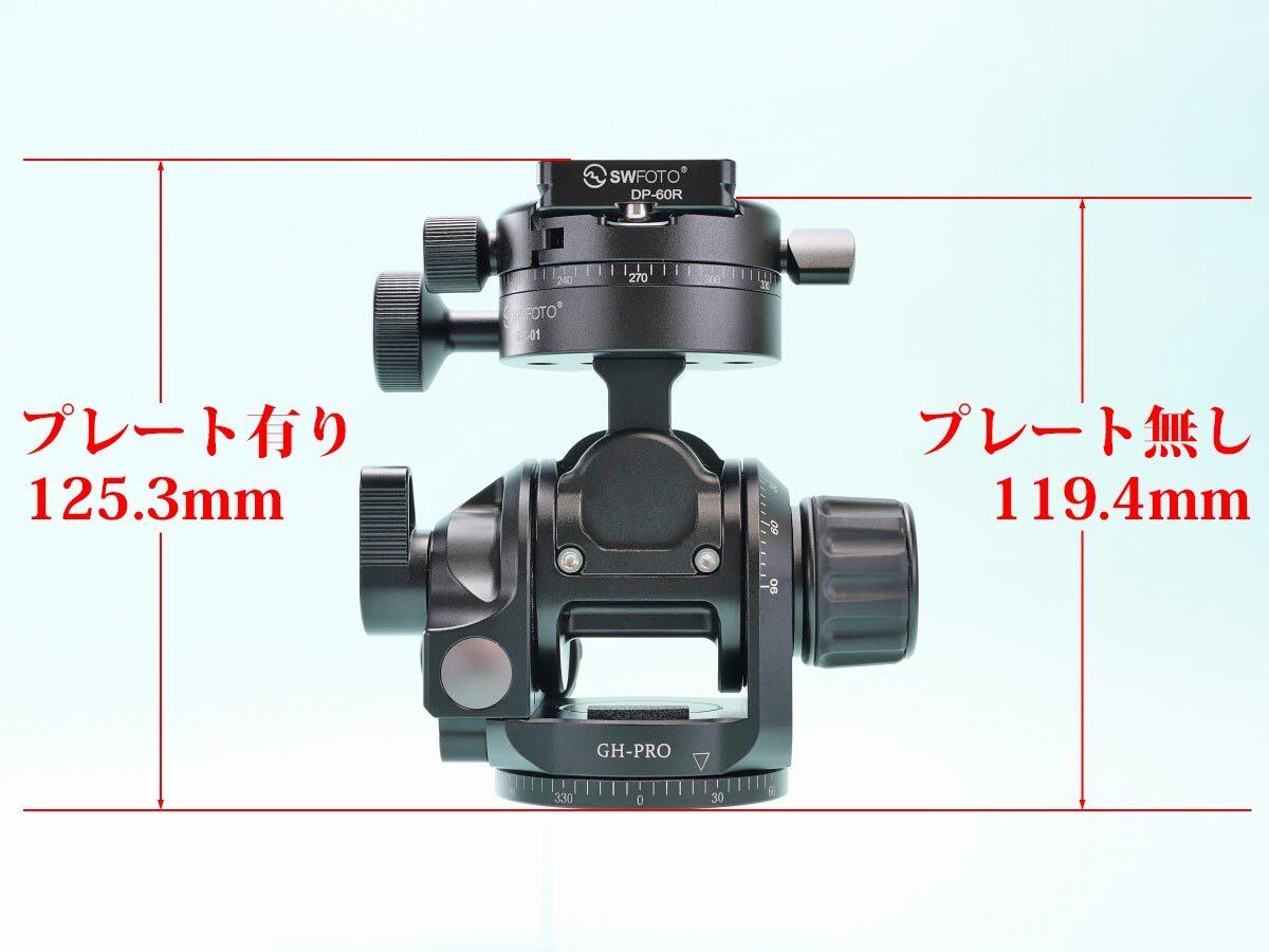 12 GH-PRO+GC-01 GC-01取り付け後_寸法